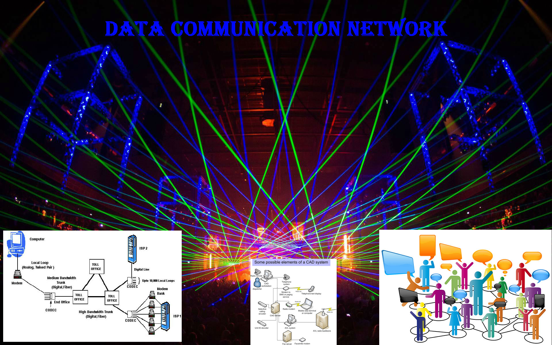 data communication technology