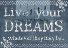 leave your dreams